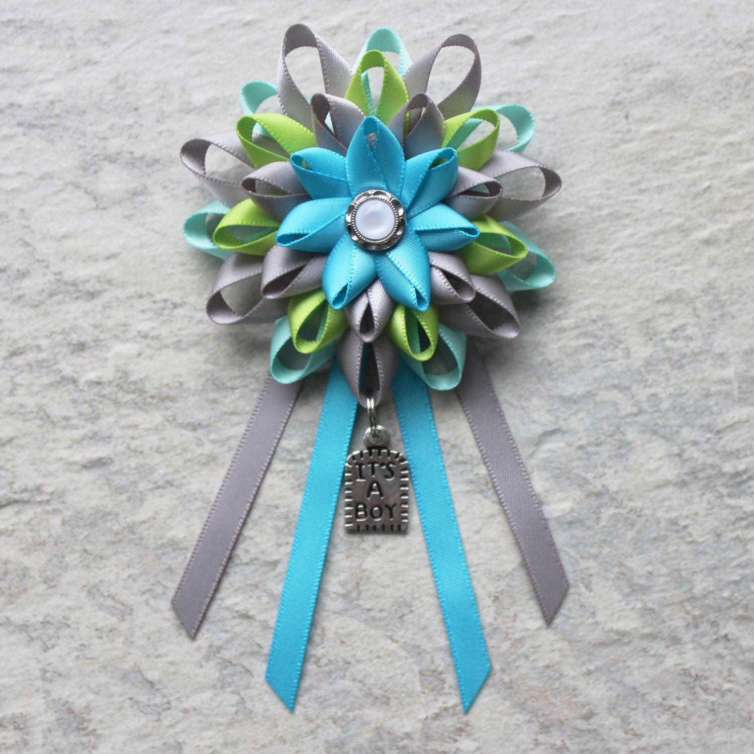 Baby Shower Corsage For Mom Home Design