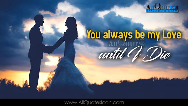 Beautiful English Love Romantic Quotes  Whatsapp Status With Images Facebook Cover English Prema Kavithalu Love Feelings Thoughts  Sayings Hd Wallpapers  ...