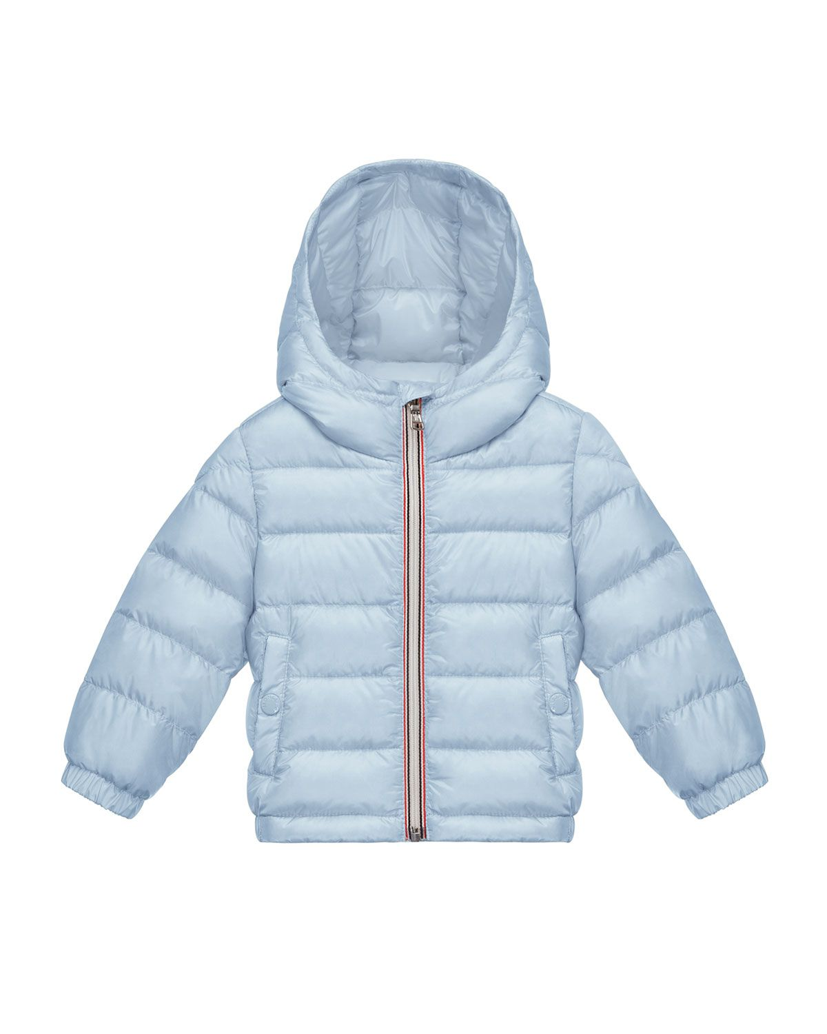 314f063eb Dominic Hooded Lightweight Down Puffer Coat