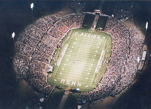 College Football 2011 Power Ranking All 120 College Football Stadiums Football Stadiums College Football College Athletics