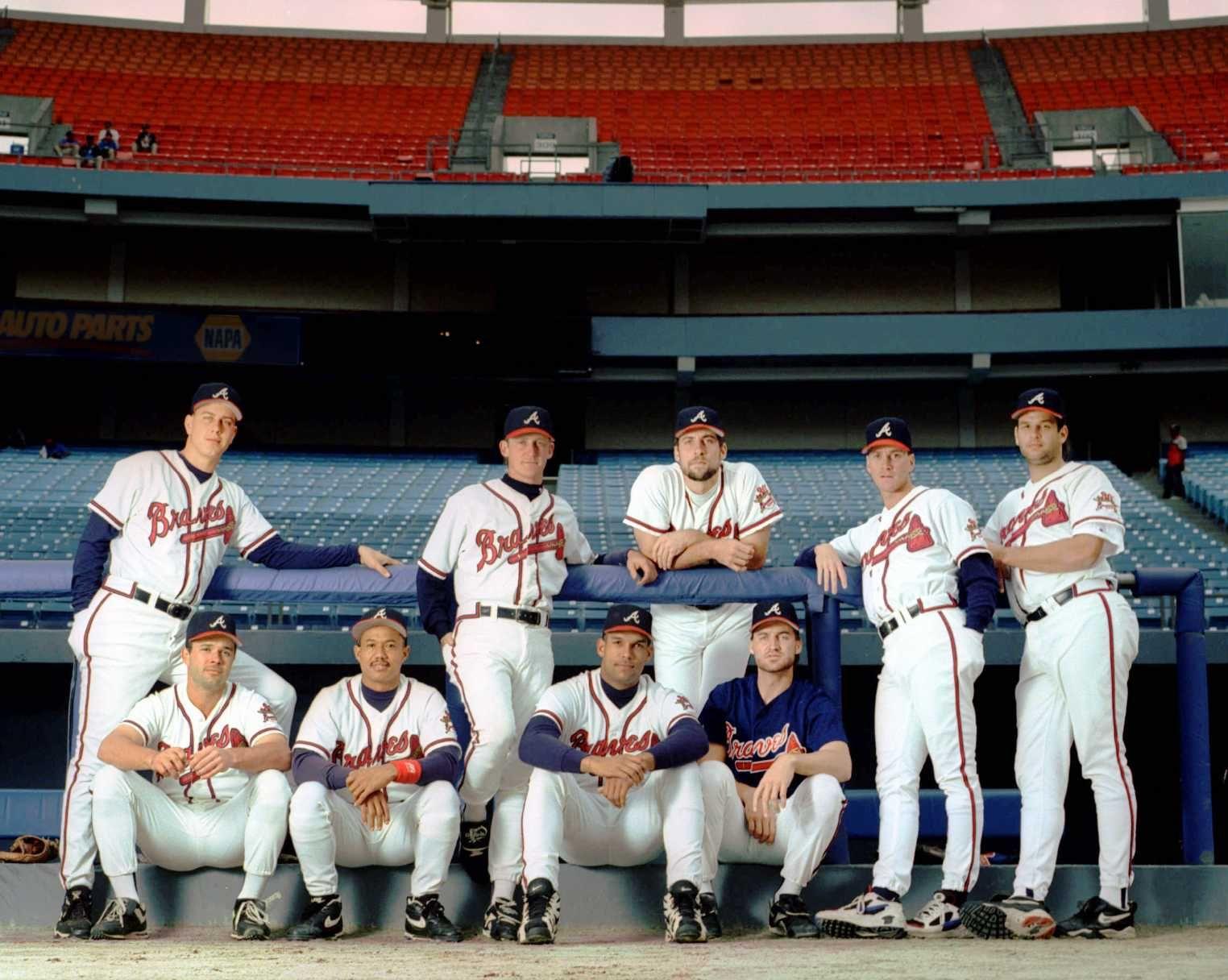 Atlanta Braves Baseball Ajc Atlanta Braves Atlanta Braves Baseball Braves Baseball