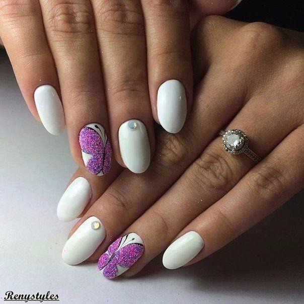 20 Nail Art For Women 2017 - Reny styles | Gel Nail Polish ...