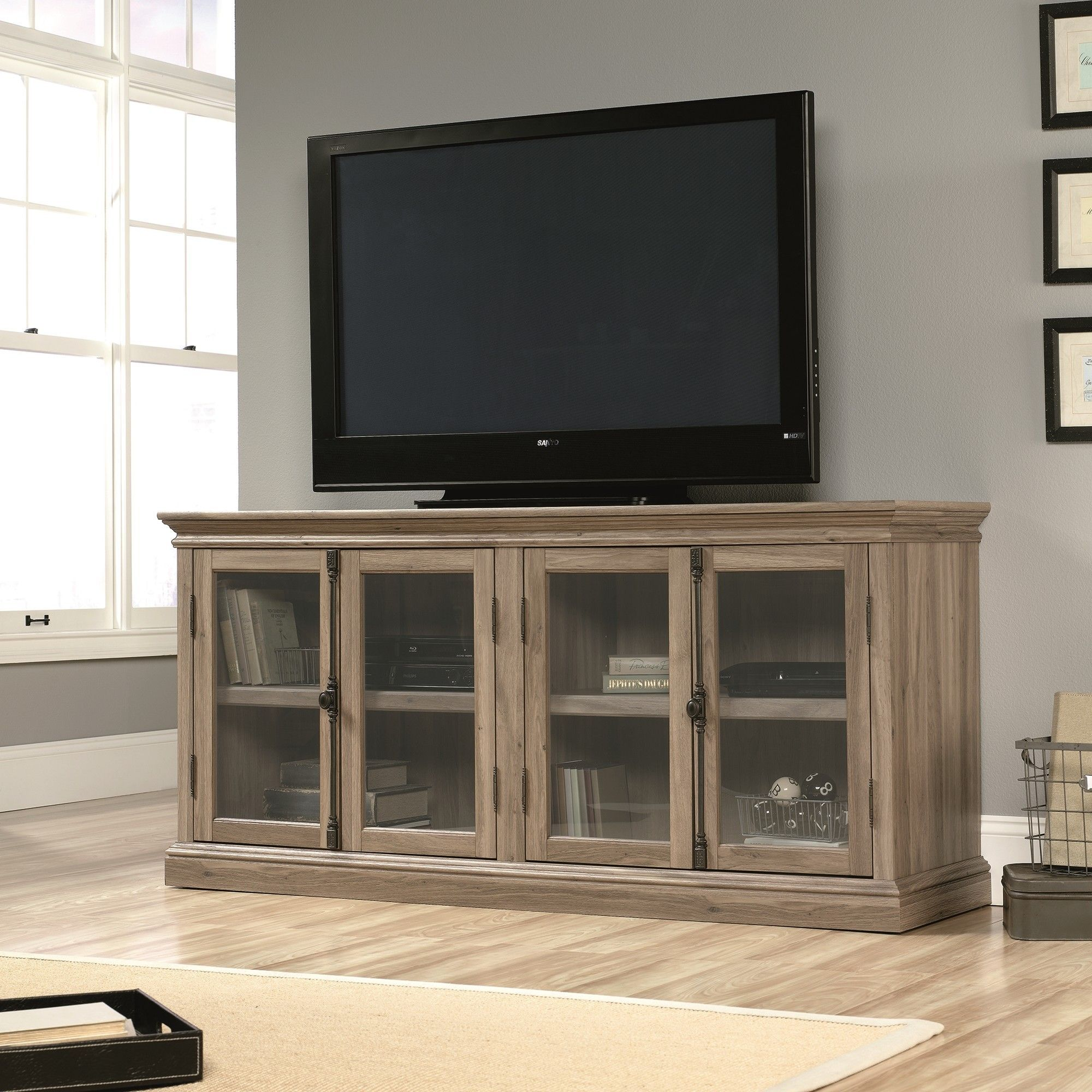 Woodbridge Home Designs Hadley TV Stand