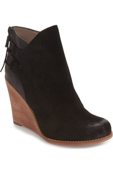 c307d8e5134 Hinge  Tracer  Wedge Bootie (Women) available at  Nordstrom