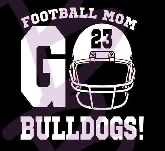 Bulldogs Football Helmet Football Helmet Go Bulldogs File Svg