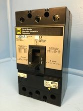 Square D Kal36200 200a Circuit Breaker 600v Type Kal 3 Pole S2 Sqd 200 Amp Iad Circuit Breakers Amp