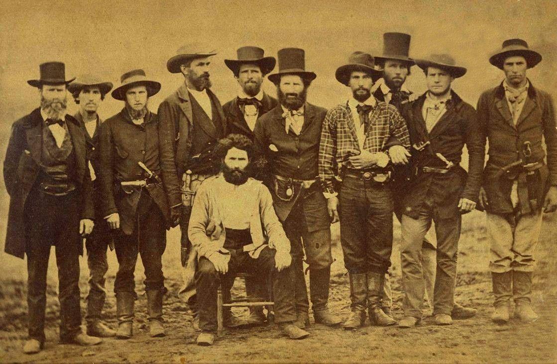La vida en el Viejo Oeste. | América, Viejitos y La pelicula