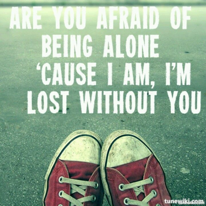 I'm Lost Without You- Blink-182 | Weezer, Blink 182 lyrics ...