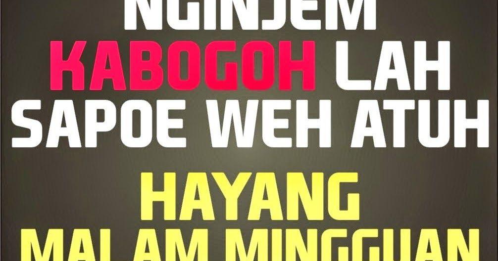Gambar Kata Basa Sunda Dengan Gambar Gambar Kata Kata Mutiara