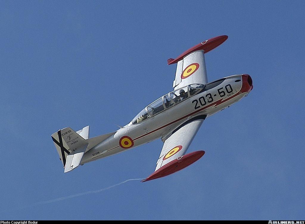 ..._Hispano HA-200 Saeta