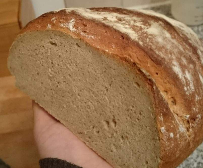 ultimative Bauernbrot #foodrecipies