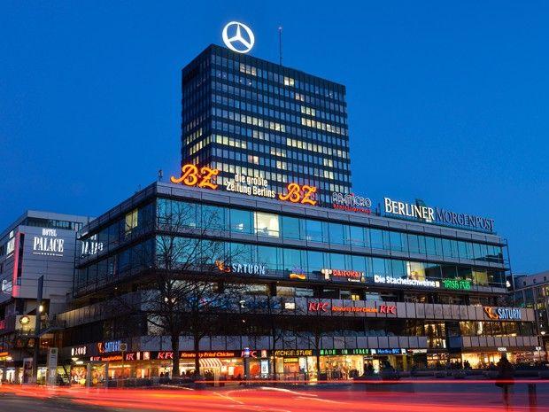 wazzup2 das europa center in der city west ist eines der ltesten einkaufszentren berlins es. Black Bedroom Furniture Sets. Home Design Ideas