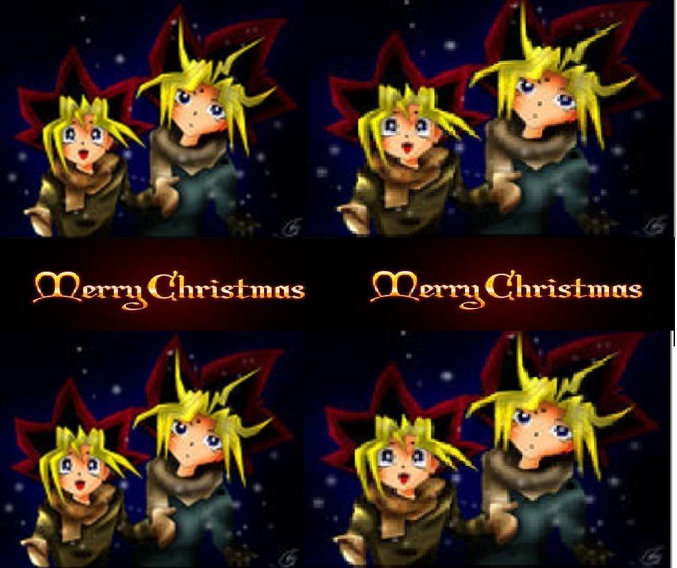 Yugioh MERRY CHRISTMAS!!! | Yugioh <3 | Pinterest | Otaku, Merry and ...