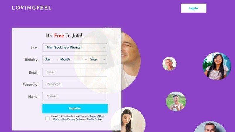 International dating service login facebook dating search