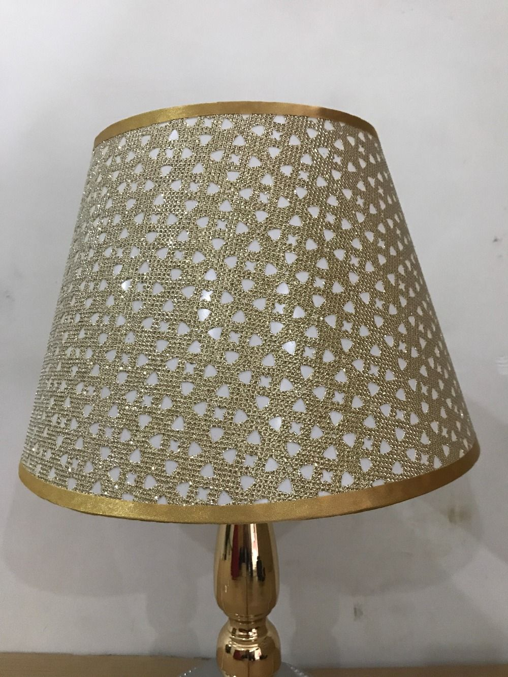 Click Image To Buy Lamp Shade For Table Lamps Painting Flower Abstract Pattern Textile Fabrics Decorative Lamp Shade Cheap Lamp Shades Table Lamp Shades