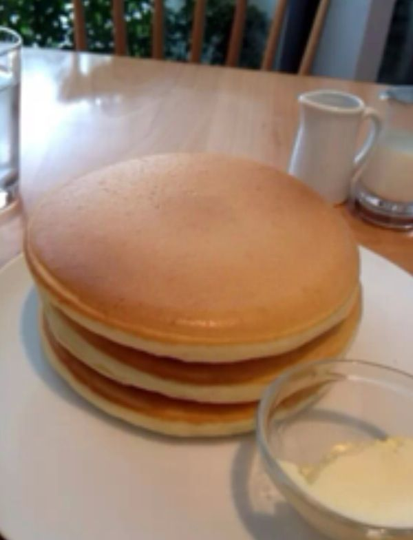 A perfect stack of perfect pancakes is just glorious Satisfying - rückwände für küchen aus glas
