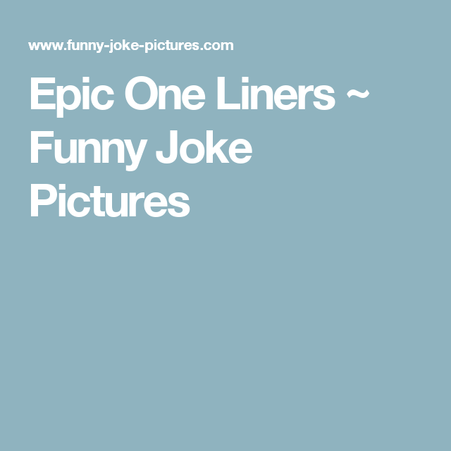 dick one liners