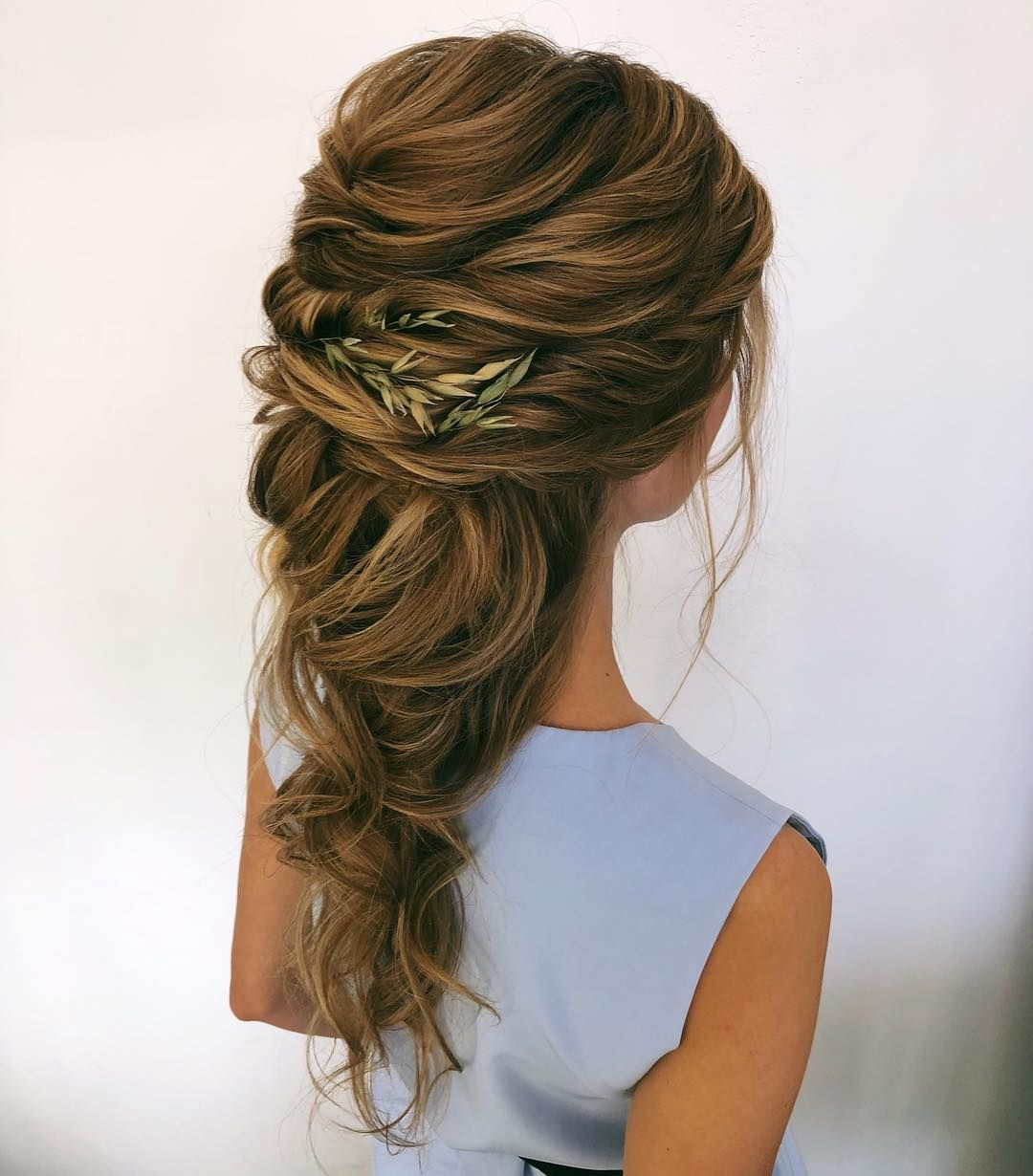 Gorgeous braided Hairstyles – Oksana Sergeeva