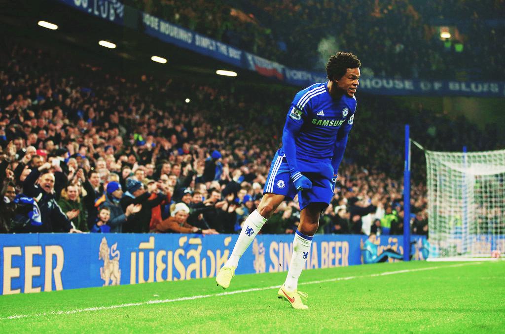 """Remy: """"Pouco espaço? É decisão do treinador e eu respeito. Estarei sempre à disposição para ajudar o Chelsea"""""""
