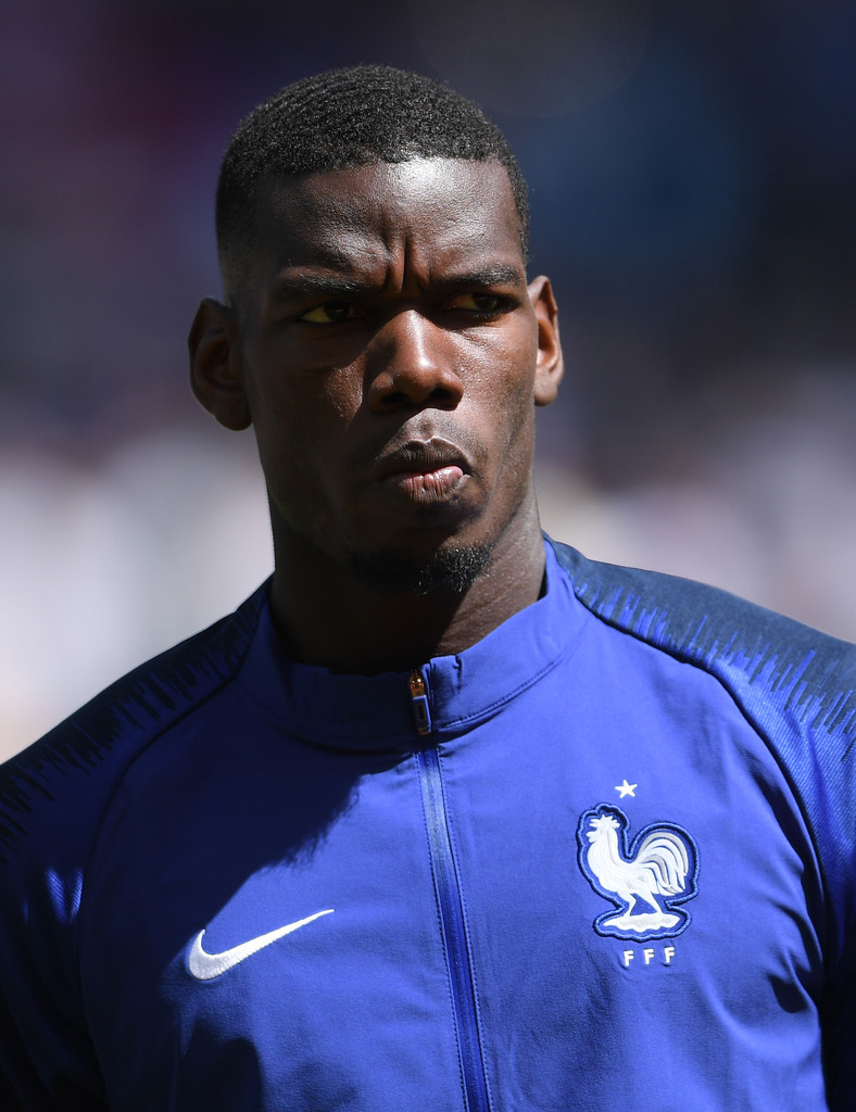 Paul Pogba Photos Photos France Vs Australia Group C 2018 Fifa World Cup Russia In 2020 Pogba France Paul Pogba France Photos