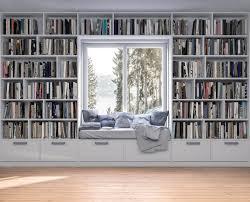 2021 Cost of Built-In Bookshelves
