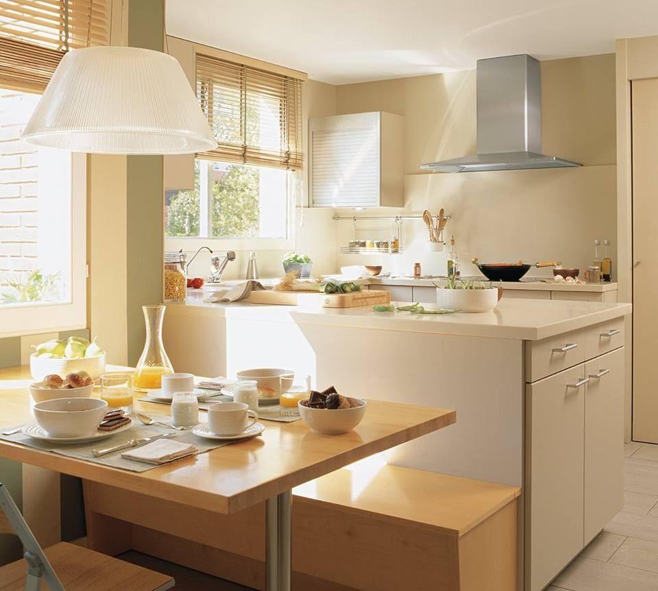 Pinneo Cocinas On Cocinas Modernas  Pinterest Enchanting Small Office Kitchen Design Ideas Inspiration