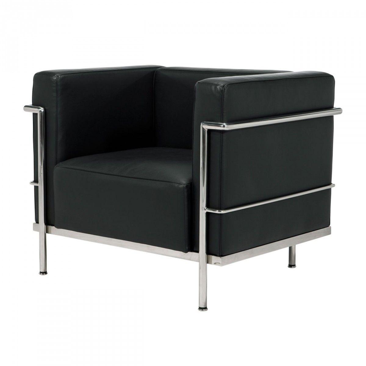 Le corbusier fauteuil fauteuil 2017 for Imitation meubles design