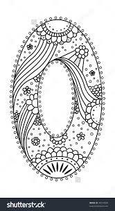 Resultado de imagen de psychedelic doodle numbers