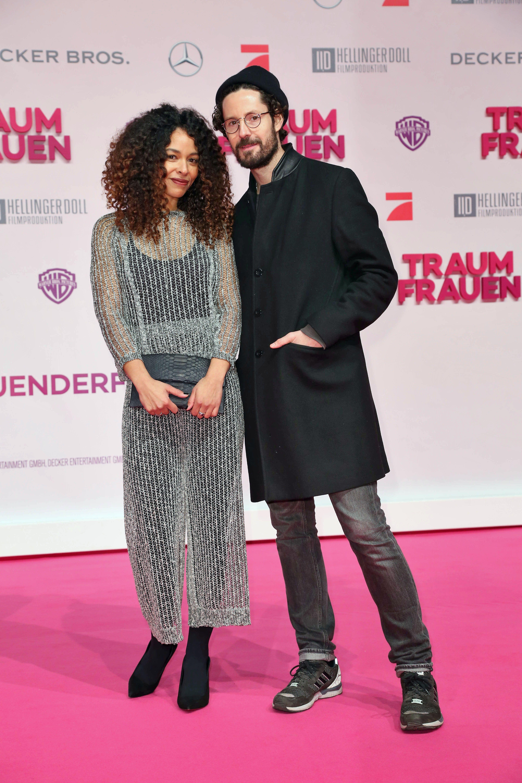 Joy Denalane Und Max Herre Auf Dem Pink Carpet