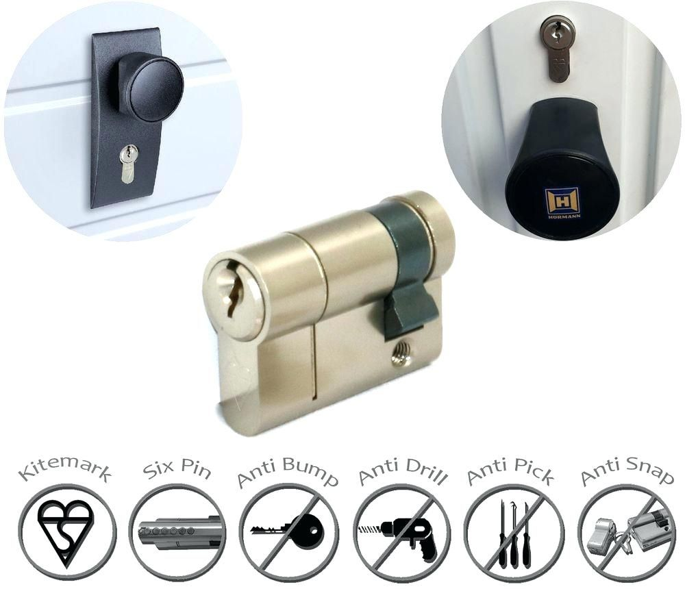 High Quality Garage Door Lock Barrel Cylinder   Garage Doors Come In Many Shapes And  Sizes. Their Functions Vary From Basic Security Of
