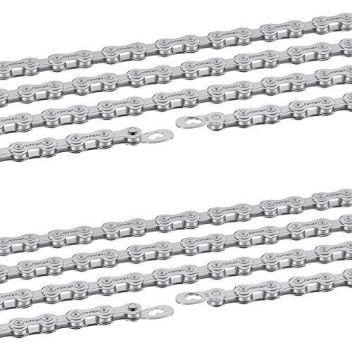 Chains 42320: Wipperman Connex 10S0 Chain (10-Speed, Steel) -> BUY IT NOW ONLY: $37.18 on eBay!