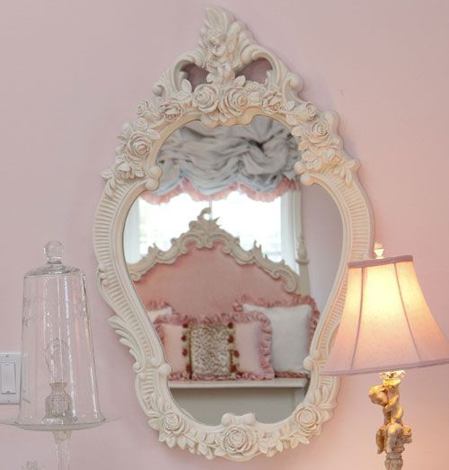 Paris Wall Mirrors Petite Paris Wall Mirror And Artwork In Decor Decorative Mirrors At Decor Mirror Accent Wall Decor
