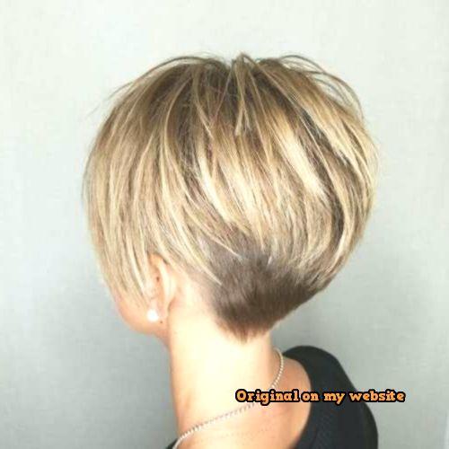 Bob Frisuren Kurz 2019 Pixie Haircuts Für Dickes Haar 50