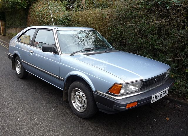 1983 Honda Accord 1.6EX 3dr | Honda accord, Hatchbacks and Honda