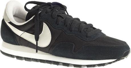 Black Women'S Nike® Vintage Collection Air Pegasus '83