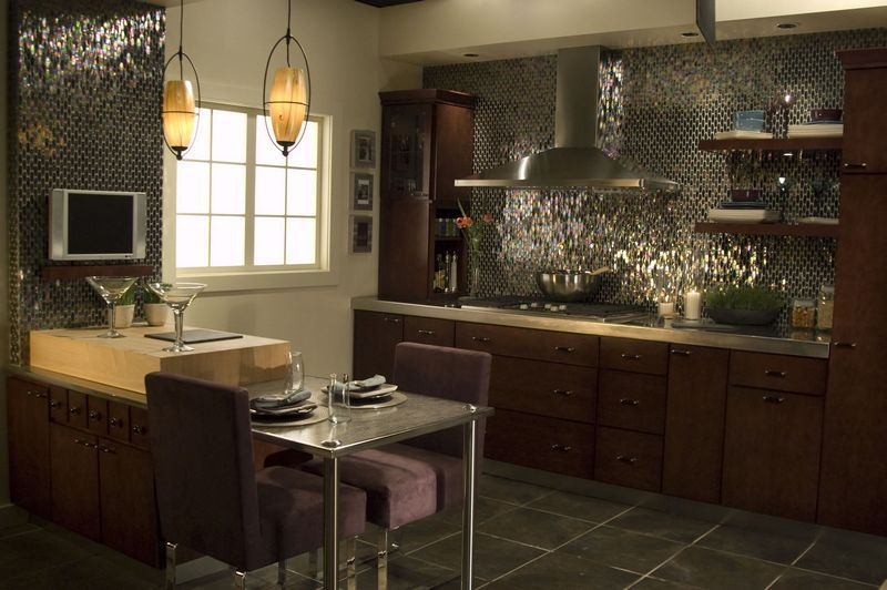 Merillat Classic Fusion In Maple Sedona Cabinetry
