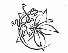 Resultat De Recherche D Images Pour Fleur De Tiare Tatouage