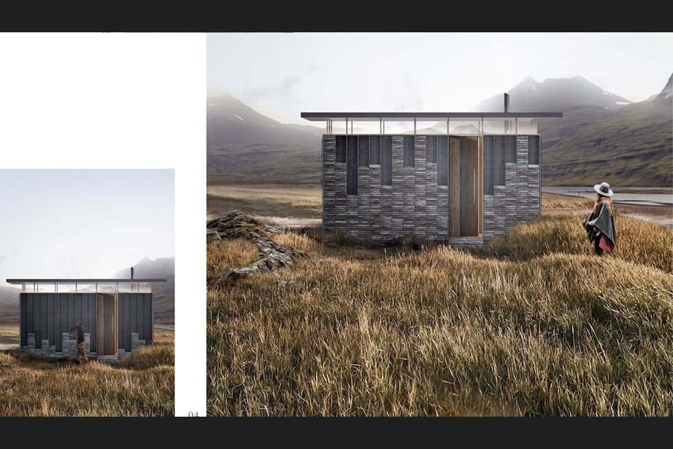 Winner: Arthurs Cave by Miller Kendrick Architects
