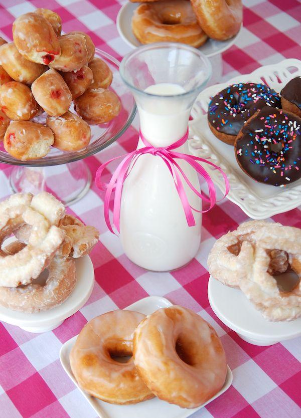 Confetti Cake Mini Donuts   Photography Pins