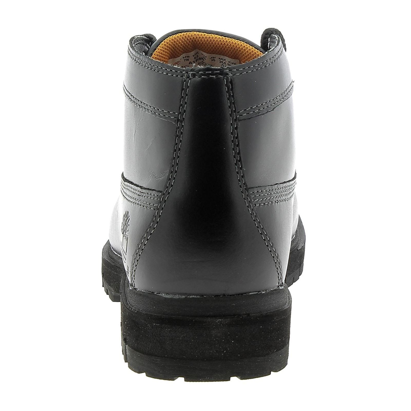 8174fa37ccf4 Timberland Mens Radford Chukka Waterproof Black Leather Boots 9.5 US      Want to know more