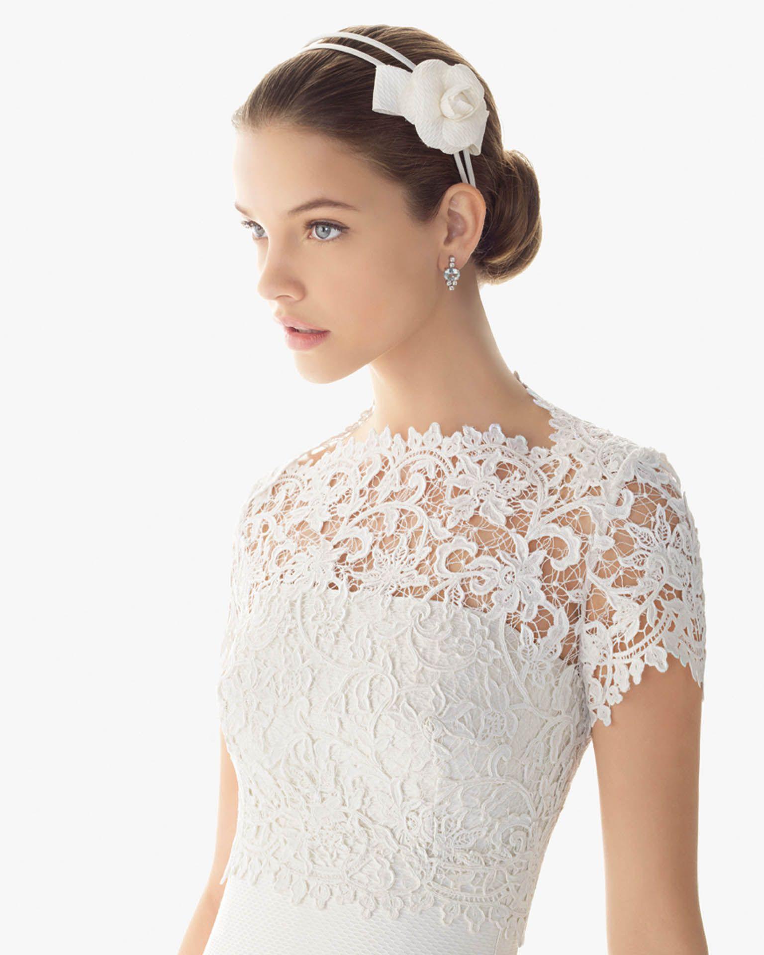 Vestidos de novia y vestidos de fiesta | Rosa clara, Dresses 2013 ...