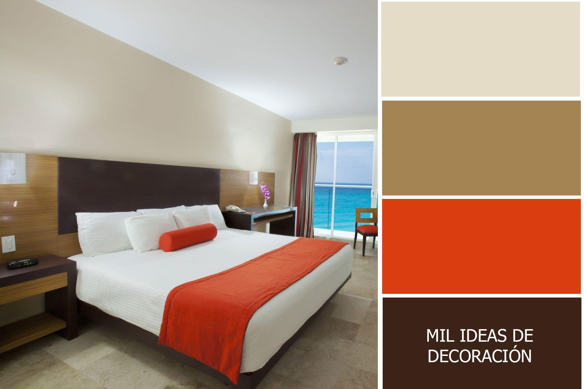 40 Magnificas Combinaciones De Colores Para Pintar El Dormitorio Colores Para Dormitorio Paletas De Colores Para Dormitorio Dormitorios