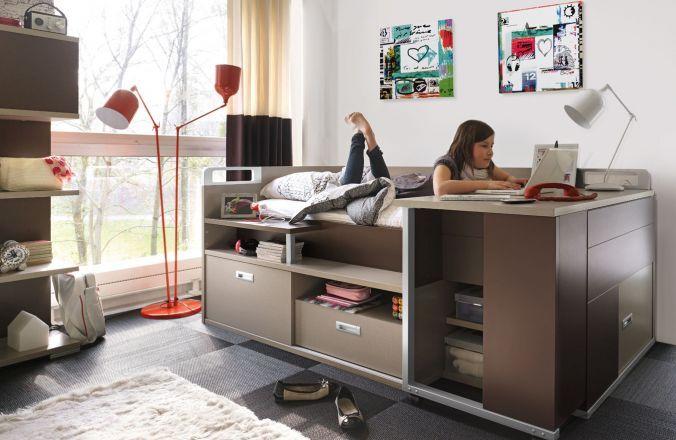 Lit Enfant Chambre Enfant Meubles Gautier Loft Spaces Childrens Bedrooms Modern Bunk Beds