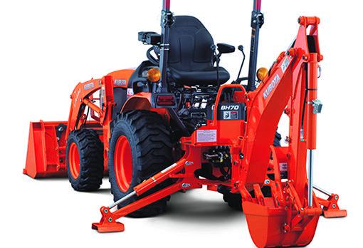 Kubota Tractors - B Series - B2301/B2601 - Kubota Tractor