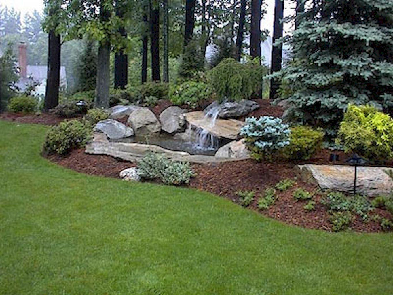 beautiful backyard ponds and waterfalls garden ideas (66 | pond