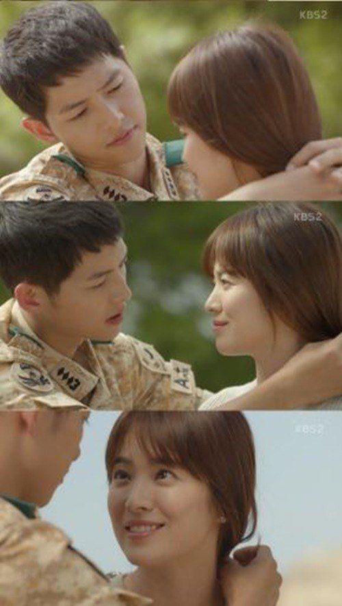 song hye kyo love life