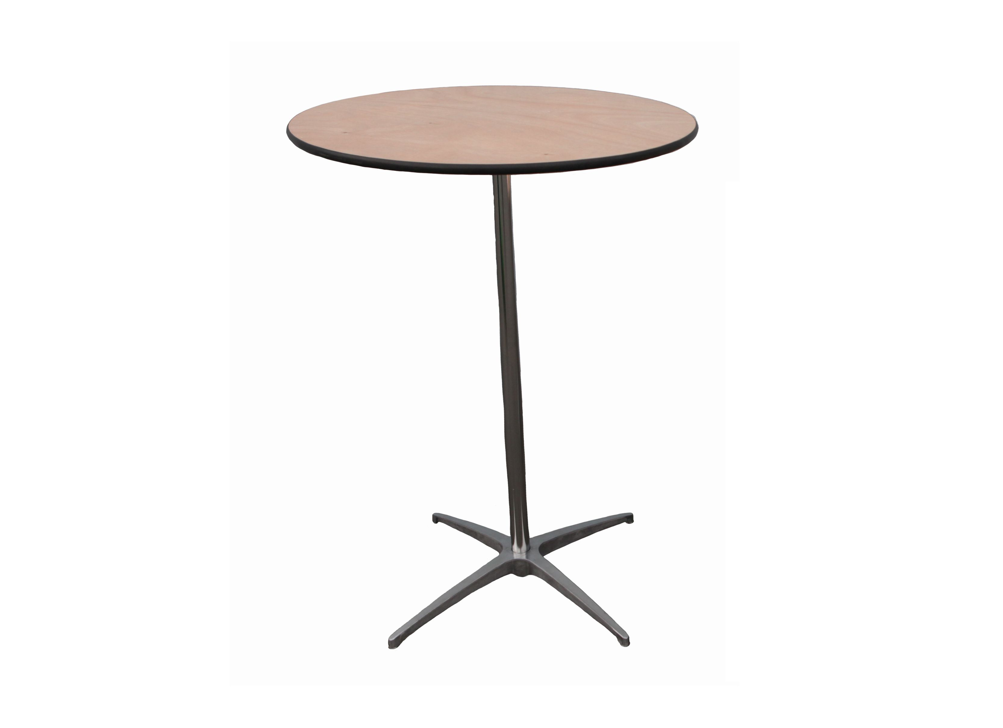 Elegant Bar Height Cocktail Table