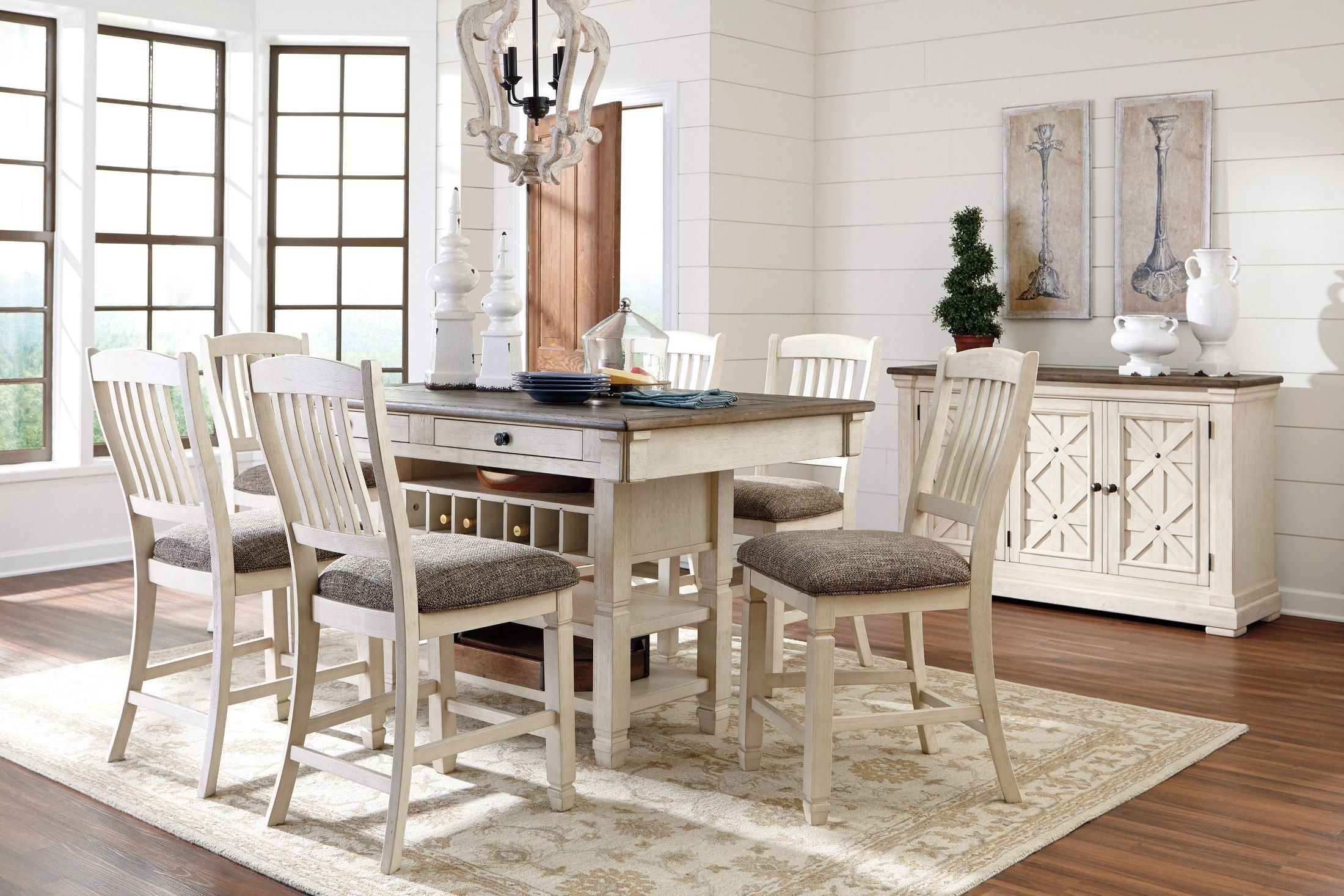 Pin on Counter height dining sets