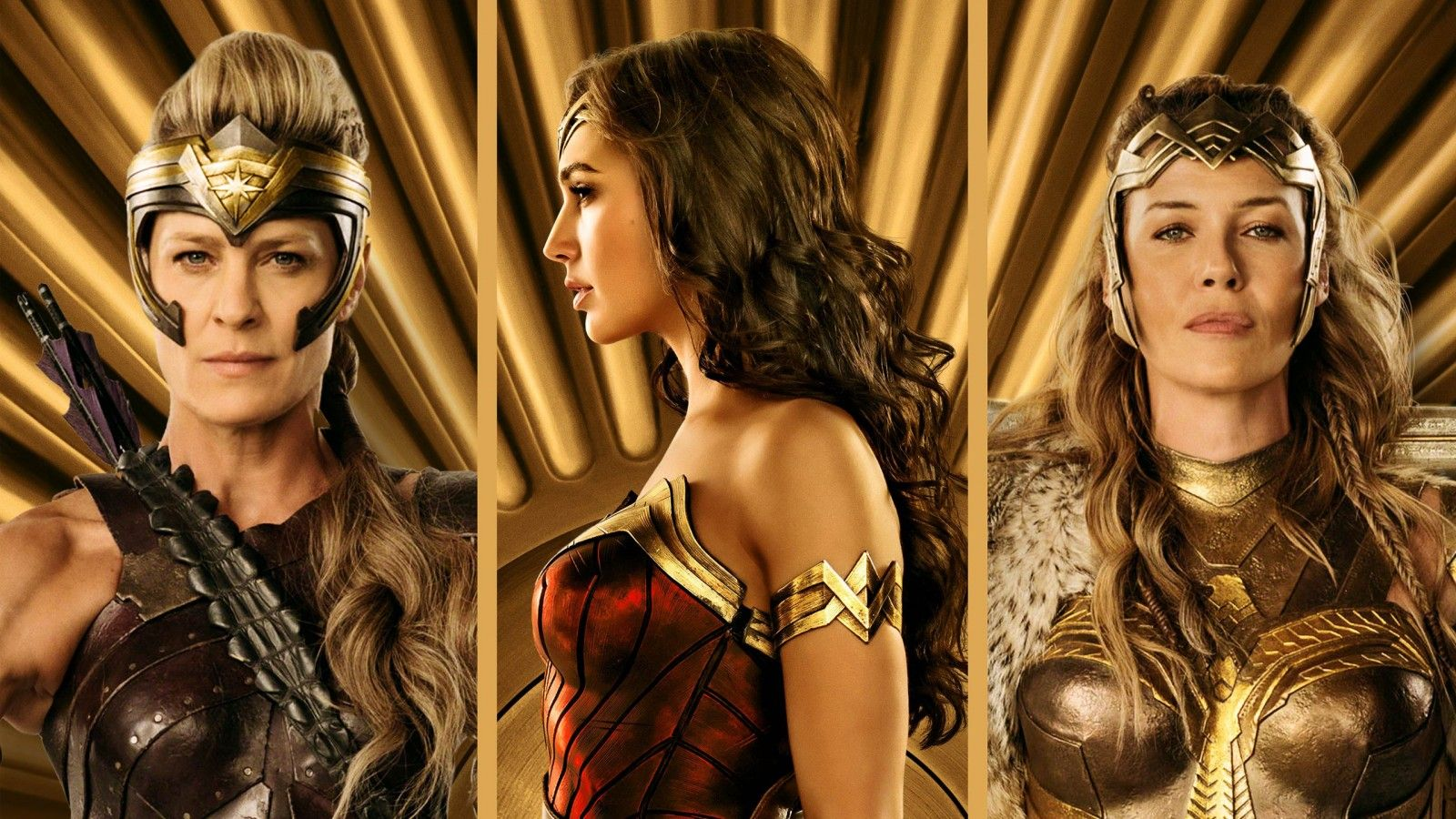 Awesome Wonder Woman Hippolyta General Antiope Wonder Woman Wonder Woman Movie Gal Gadot