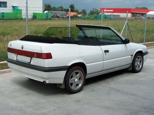 Alfa 33 cabriolet
